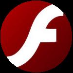 adobe flash logo.0