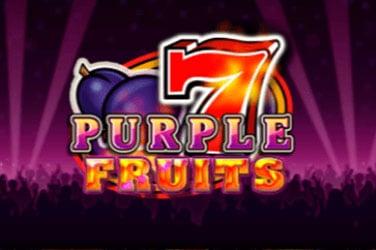 Лилави плодове