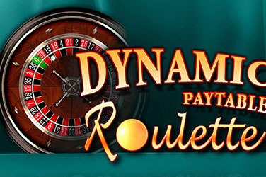 Dynamic Paytable Roulette